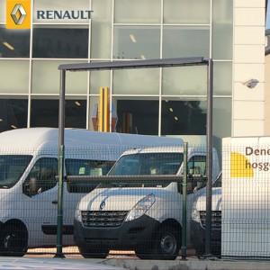 Renault Alın Panoları
